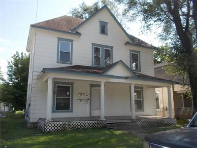 Excelsior Springs MO Multi Family Home Auction: $30,000