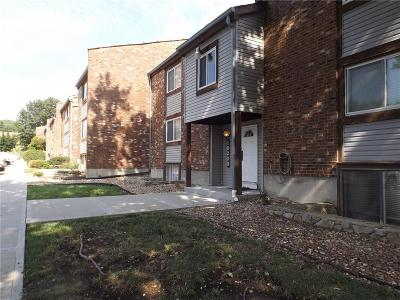 Overland Park Condo/Townhouse Show For Backups: 10200 W 96th Terrace #A