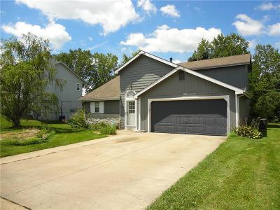 Raymore MO Single Family Home Show For Backups: $155,000