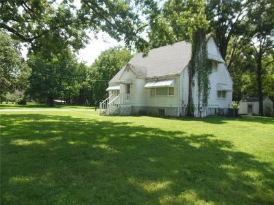 Johnson-KS County, Miami County Commercial For Sale: 318 S Center Street