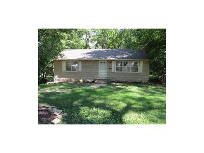 Shawnee Single Family Home For Sale: 10815 W 64th Terrace