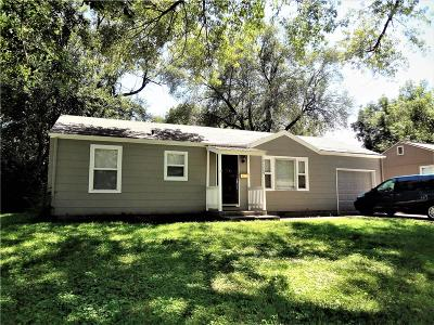 Shawnee Single Family Home For Sale: 11709 W 69th Terrace