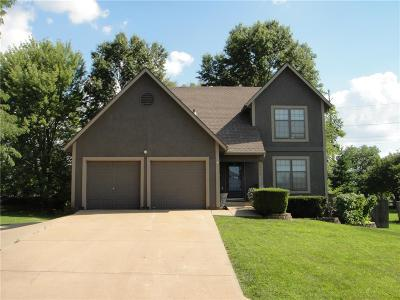Shawnee Single Family Home For Sale: 14917 W 65th Street