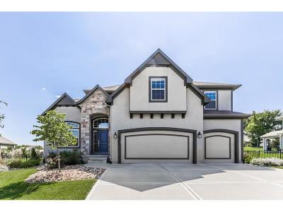 Lenexa Single Family Home For Sale: 9705 Wild Rose Lane