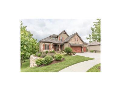 Lenexa Single Family Home For Sale: 9722 Wild Rose Lane