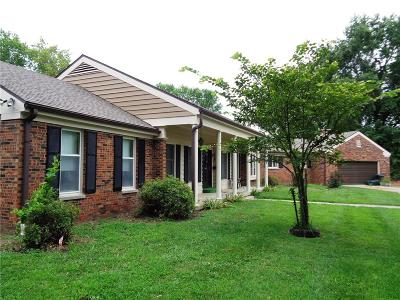 Warrensburg Single Family Home For Sale: 1211 E Hale Lake Road