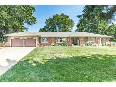 Raymore MO Single Family Home For Sale: $259,950
