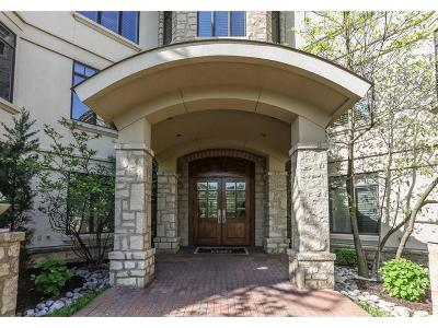 Leawood Condo/Townhouse For Sale: 4801 W 133rd Street #103