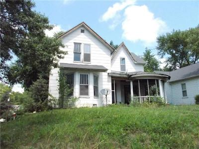 Atchison Single Family Home For Sale: 617 Riley Street