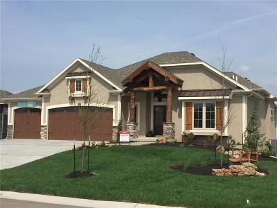 Overland Park Single Family Home For Sale: 2600 W 176th Street