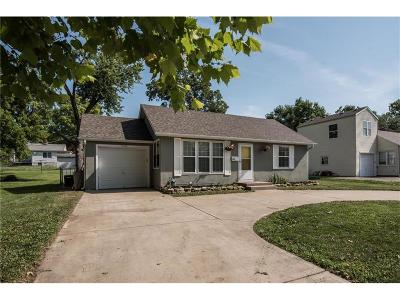 Shawnee Single Family Home Show For Backups: 11314 W 60th Street
