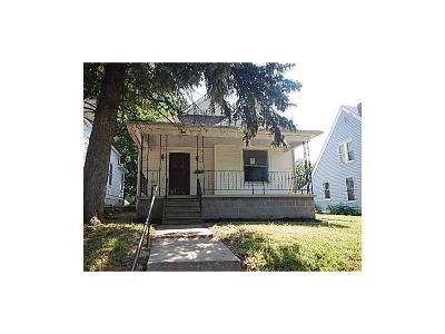 Kansas City MO Single Family Home For Sale: $34,900