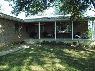 Atchison Single Family Home For Sale: 5585 Ottawa Road