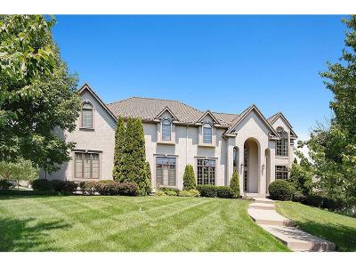 Leawood Single Family Home For Sale: 15054 Oxford Street