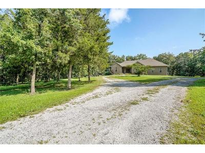 Single Family Home For Sale: 363 SW 1351 Road