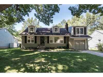 Prairie Village Single Family Home Show For Backups: 7536 Juniper Street