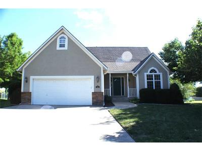 Raymore MO Single Family Home Show For Backups: $239,900