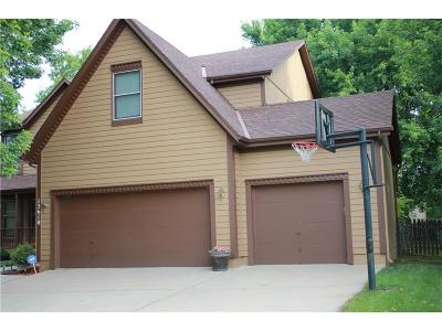 Johnson-KS County Single Family Home For Sale: 13610 W 129th Circle