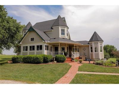 Louisburg Single Family Home For Sale: 35271 Metcalf Road