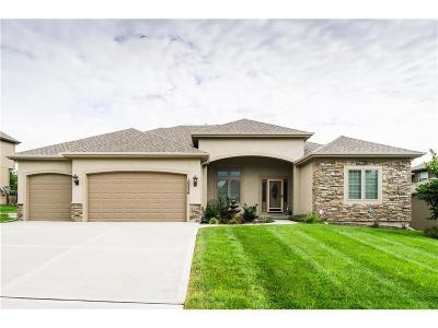 Lenexa Single Family Home For Sale: 10026 Warwick Street