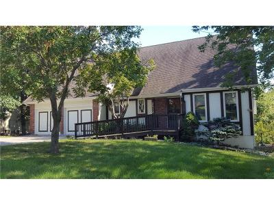Blue Springs Single Family Home For Sale: 2512 SE Still Meadows Lane