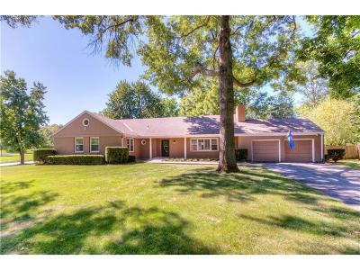 Single Family Home For Sale: 1203 W 66th Terrace