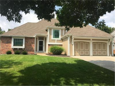 Single Family Home For Sale: 5059 W 130th Terrace