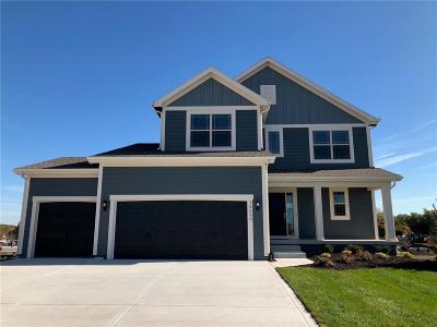 Olathe Single Family Home For Sale: 12259 S Pine Street