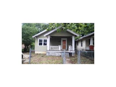 Kansas City MO Single Family Home Auction: $13,800