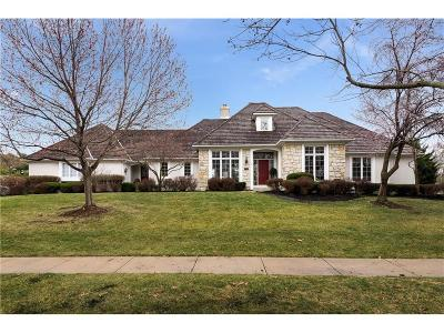 Leawood Single Family Home For Sale: 2245 W 118th Terrace