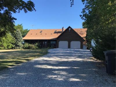 Single Family Home For Sale: 5225 SE Adams Road