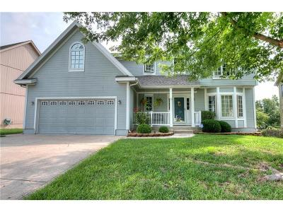 Smithville Single Family Home For Sale: 14607 Derryhale Way