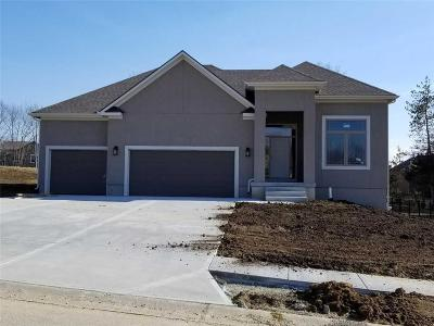 Basehor Single Family Home For Sale: 817 155th Terrace