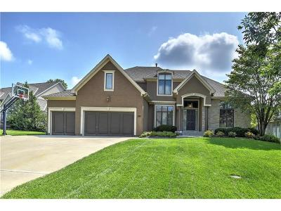 Leawood Single Family Home Show For Backups: 14713 Sherwood Street