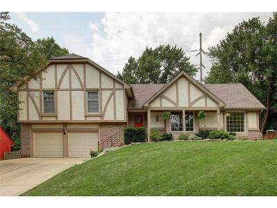 Shawnee Single Family Home For Sale: 7006 Long Avenue