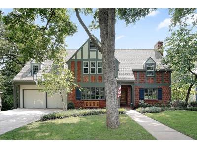 Mission Hills Single Family Home Show For Backups: 6445 Overbrook Road