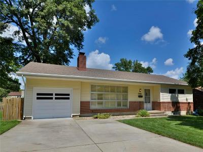 Prairie Village Single Family Home For Sale: 4712 W 76th Street