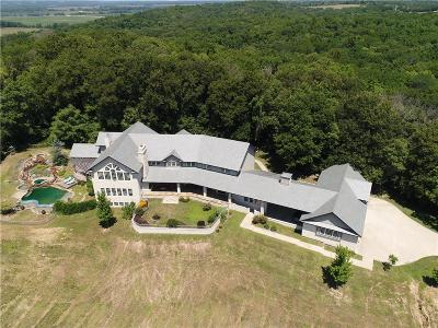 Platte City Single Family Home For Sale: 22350 Grass Pad Road