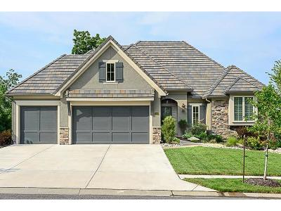 Lenexa Single Family Home For Sale: 20108 W 89th Street