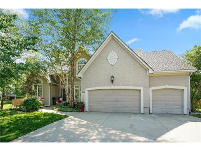 Single Family Home For Sale: 3619 W 156th Terrace