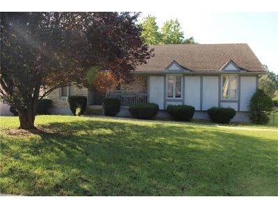 Raytown Single Family Home For Sale: 11413 E 57th Terrace