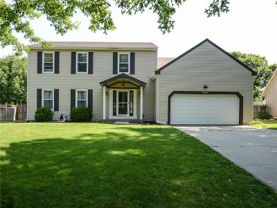 Shawnee Single Family Home For Sale: 22508 W 53rd Terrace