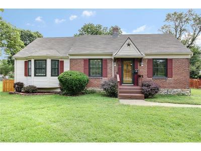 Shawnee Single Family Home For Sale: 5119 Nieman Road