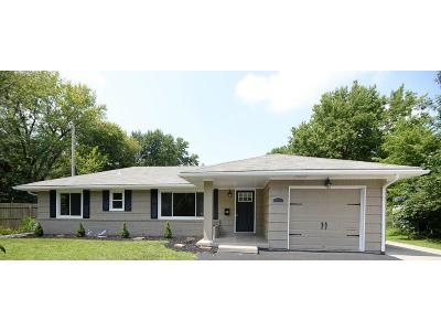 Shawnee Single Family Home Show For Backups: 5216 Nieman Road