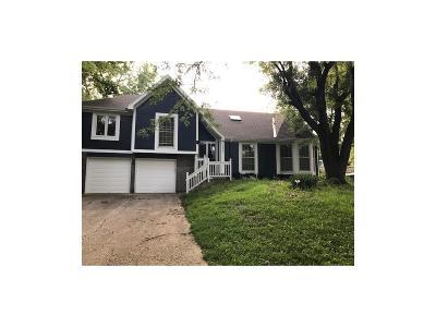 Shawnee Single Family Home For Sale: 7008 Rene Street