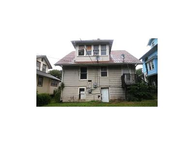 Kansas City MO Single Family Home Auction: $16,100