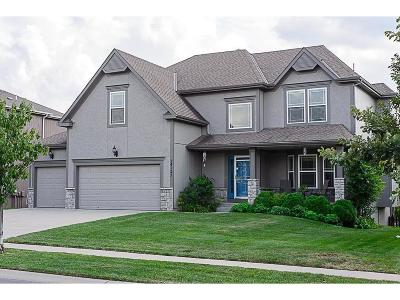 Lenexa Single Family Home For Sale: 24123 W 79th Terrace