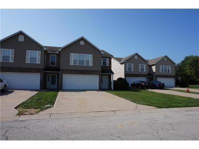 Blue Springs Condo/Townhouse For Sale: 1609 NW Jordan Court #1609