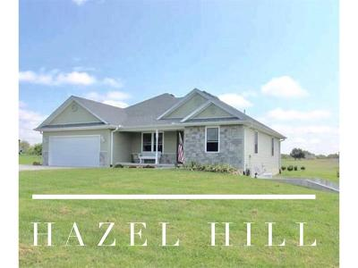 Warrensburg Single Family Home For Sale: 90 NW 575 Road