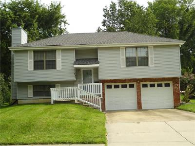 Shawnee Single Family Home Show For Backups: 11621 W 69th Terrace